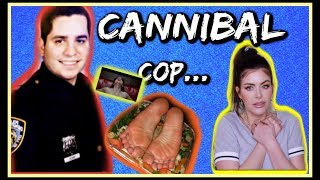 CANNIBAL COP-Should THOUGHT CRIMES be PUNISHABLE OFFENSES?
