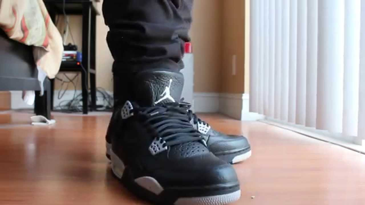 sports shoes 04ee4 f7795 Oreo 4s pickup/on feet
