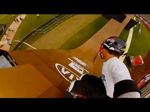 Save GoPro HD: Mitchie Brusco's Road to X Games XVIII Episode 1 Pics