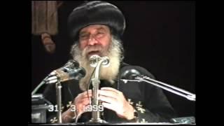 8ـ نظرة تفاؤل 31 03 1999  محاضرات يوم الأربعاء البابا شنودة الثالث