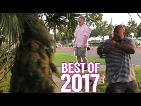 BEST BUSHMAN MALE REACTIONS 2017