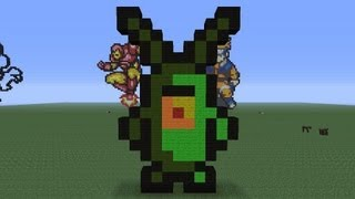 All comments on Minecraft Pixel Art: Plankton Tutorial - YouTube