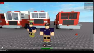 Roblox Paratech Ambulance service