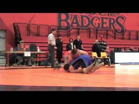 2010 Brock Open: 61 kg Alan Moffat vs. Tim Bartja