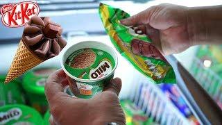 PAPA BELI ES KRIM 😋 Parodi Olahraga kok makan Ice Cream