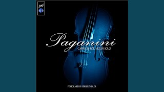 Caprice in C Major, Op. 1, No. 18: Corrente- Allegro