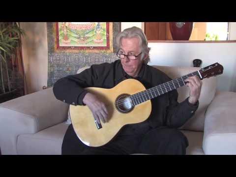 Carlos Lomas and Goia Tama, Flamenco guitar
