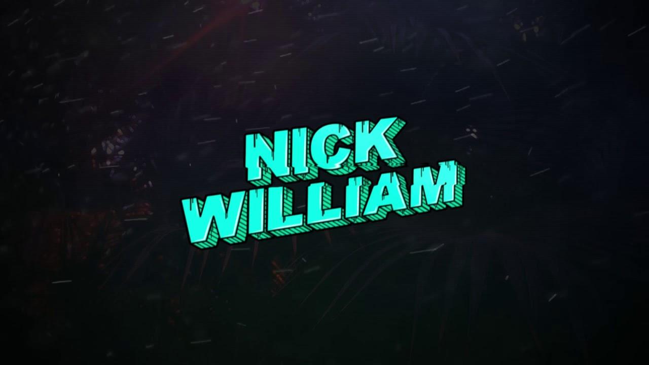 Nick William - Booty Falling Riddim (Audio)