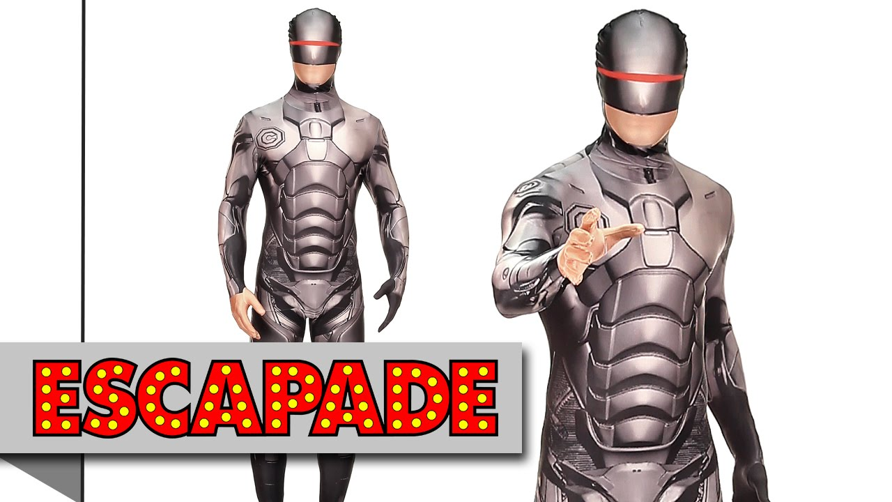 Robocop Costume Fancy Dress Costume Ideas Youtube