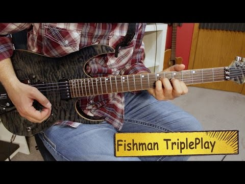 Fishman TriplePlay Review Latest