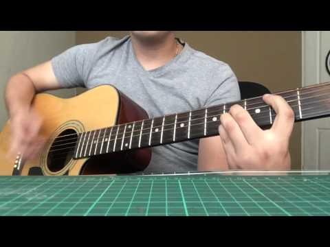 La excepción – Gustavo Cerati (cover acústico por Alvaro Ramos)
