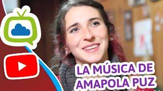 """AMAPOLA PUZ MEDIOLI: """"Soy músico"""""""