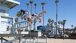 Venice Beach / TwinsFromRussia & Friends / OUR LIFE