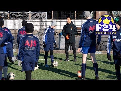 En akademitränare från BP testar träna ett vanligt lag - Är det någon skillnad? - Fotboll24