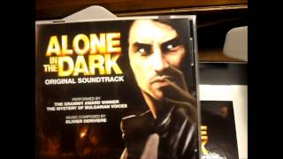 #Unboxing:   Alone In The Dark - Limited Edition