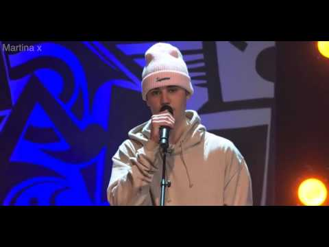 Justin Bieber - Home To Mama (Live in Toronto 7/12/2015)