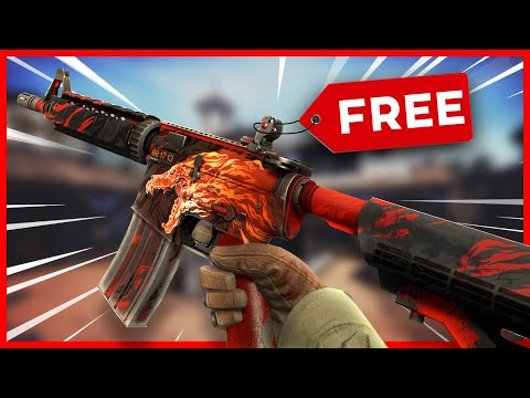HOW TO GET FREE CSGO SKINS IN 2019! (FAST)