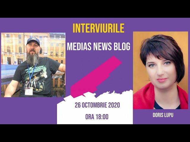 Doris Lupu la Interviurile Medias News Blog