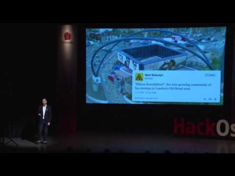 Hack Osaka 2014 - Keynote Speech