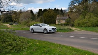 Car Review: Volvo S90 D4 Momentum