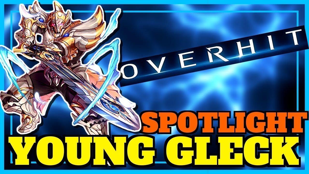 [OVERHIT] YOUNG GLECK RAID SLAYER!