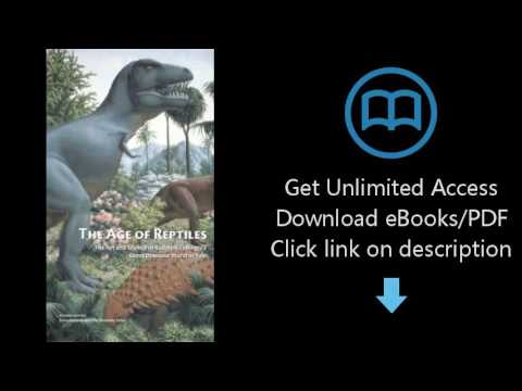 Download The Age of Reptiles: The Art and Science of Rudolph Zallinger