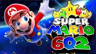 Super Mario Galaxy Speedrun but it's been 10 Years since I played - Mario 602 Challenge [2/4]