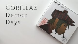 Baixar Gorillaz Demon Days Limited Edition  | Unboxing
