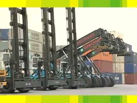 KDS Logistics Largest Inland Container Depot and Container Freight Stationin Bangladesh