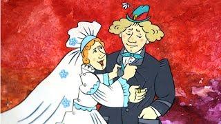 Смех и горе у бела моря - Советский мультфильм для детей по мотивам сказок Шергина