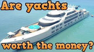 GTA online guides - Yachts! worth it or not?