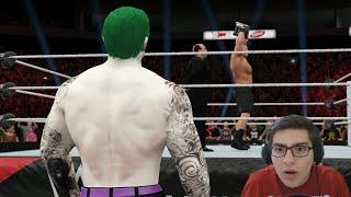 WWE 2K16 Kariyer - KEMERİMİ ÇALDILAR - Bölüm 75