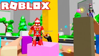 Roblox ' SIMULADOR DE PARKOUR ' Roblox Parkour Simulator X 🎮