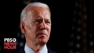 WATCH LIVE: Biden speaks about COVID-19 pandemic in Wilmington, Delaware