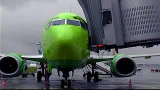 Как стать стюардессой. Фильм от авиакомпании S7