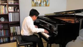 owen chen,  chopin - etude in g flat major op. 10 no. 5