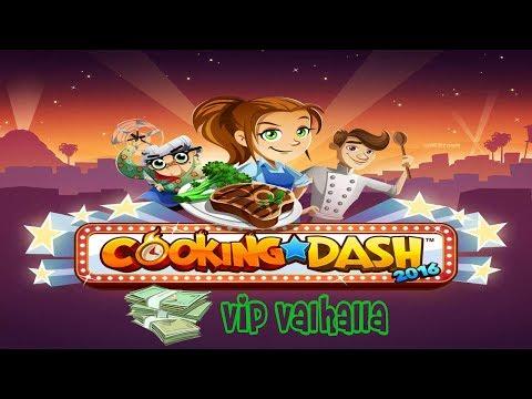 Cooking Dash 2016: VIP Valhalla Season 3