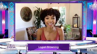 FULL INTERVIEW: Logan Browning on Meditation and More!