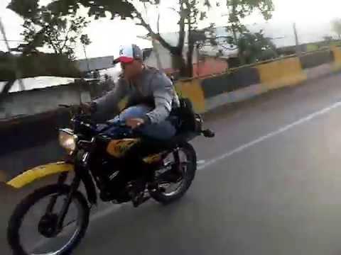 MOTO PIRUETA!! (CARRETERA VIEJA CARACAS LA GUAIRA)