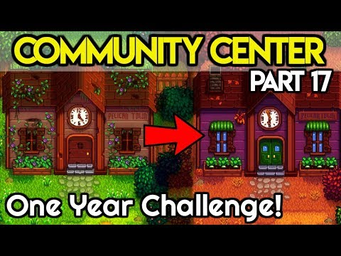 🏆Community Center ONE Year Challenge #17🏆- *THE BEST SEASON!* - Stardew Valley