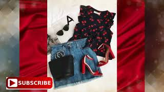 FASHION OUTFITS SPRING SUMMER 2018 - For all women