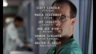 ER ''Emergency Room'' - season 1 pilot episode, first closing thumbnail