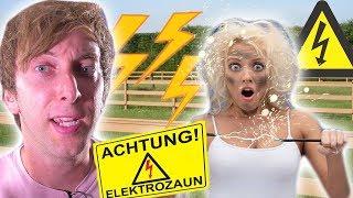 Torgshow - Pipi nach Elektro Schock! #82