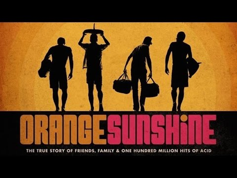 ORANGE SUNSHINE Documentary: LSD & The Brotherhood of Eternal Love with William Kirkley