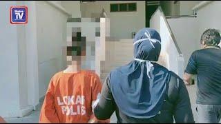Wanita muat naik status hina polis ditahan