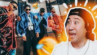 Coreano reacciona a Fiel Remix 😂 Wisin, Jhay Cortez, Anuel, Myke Towers