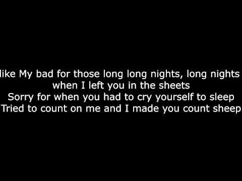 Bigsean   Ashley ft  Miguel Lyrics