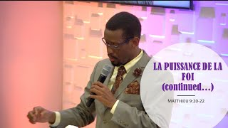 Salvation Church of God |8:00 AM Sunday Worship Service 02/16/2020 | Past. Malory Laurent