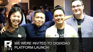 [EXCLUSIVE] We Were INVITED to DigixDAO  Platform Launch