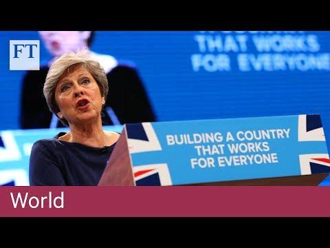 May speech: Mishaps upstage policies | World